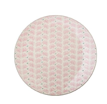 Bloomingville Maya 22cm Plate - Pink