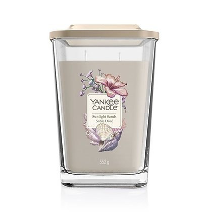 Yankee Candle Elevation 2 Wick Candle - Sunlight Sands