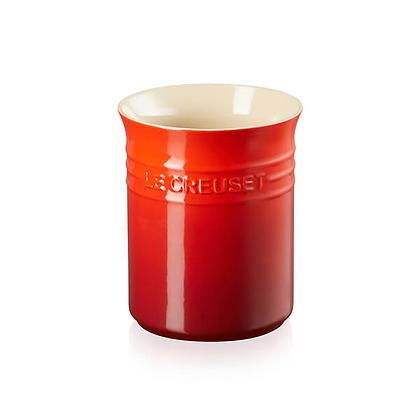 Le Creuset Small Utensil Jar - Cerise