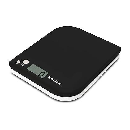 Salter Electronic Leaf Scale - Black