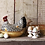 Thumbnail: Emma Bridgewater Hen & Toast Set of 3 Egg Cups