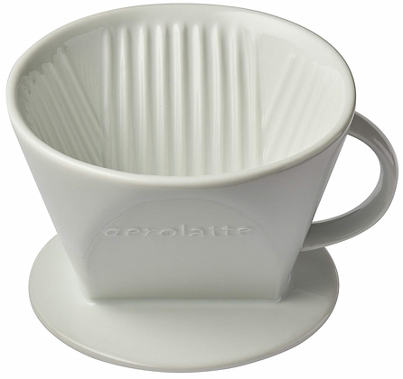 Aerolatte Ceramic Coffee Filter, No. 4 Size