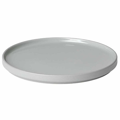 Blomus Pilar Dinner Plate - Mirage Grey