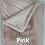 Thumbnail: Malini Rapture Faux Rabbit Throw - Pink