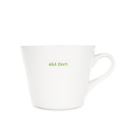 Keith Brymer Jones Word Mug - Old Fart