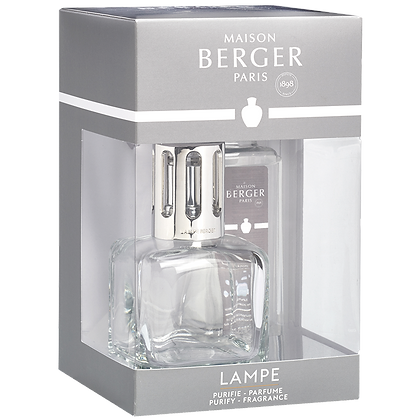 Maison Berger Ice Cube Lamp Set - Clear