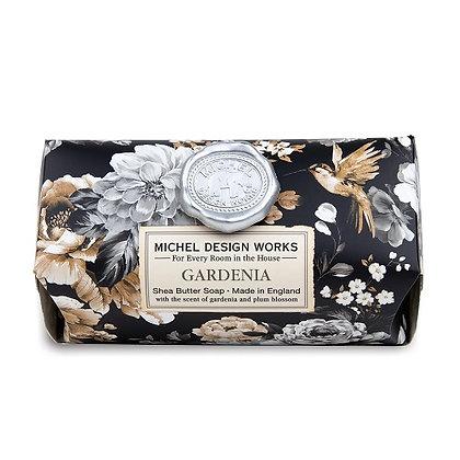 Michel Designs Bar Soap - Gardenia