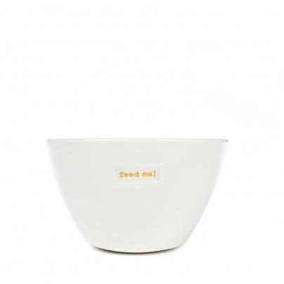 Keith Brymer Jones Medium Bowl - Feed Me!