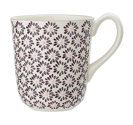Bloomingville Maya Mug - Purple
