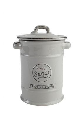 Pride Of Place Sugar Jar Cool Grey