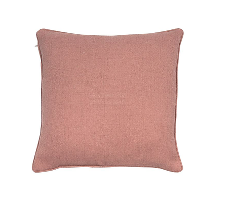 Malini Monza Feather Cushion - Rosewood