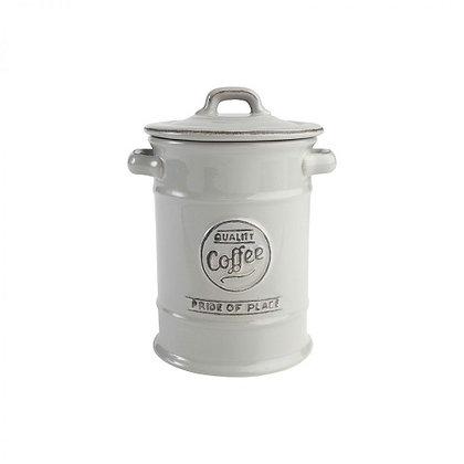 Pride Of Place Coffee Jar Cool Grey