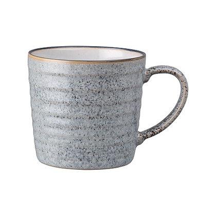 Denby Studio Grey Ridged Mug