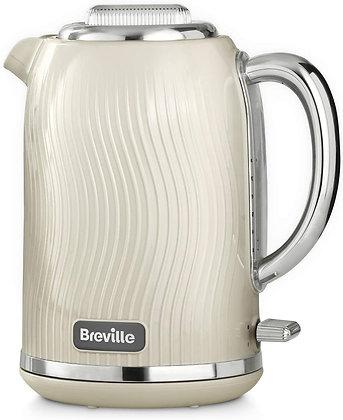 Breville Flow 1.7L Kettle - Cream