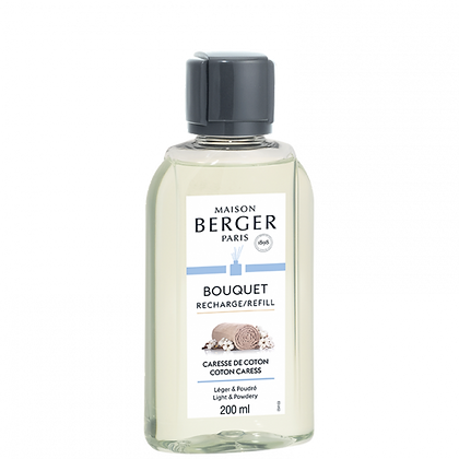 Maison Berger Cotton Caress Diffuser Refill 200ml