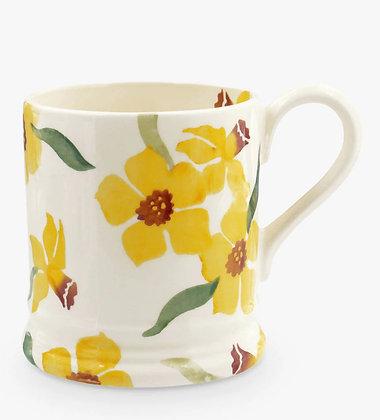 Emma Bridgewater Daffodil Half Pint Mug