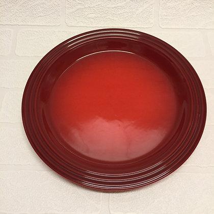 Le Creuset Dinner Plate - Cerise