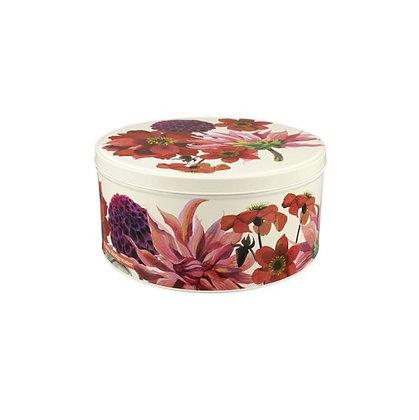 Elite Tins Emma Bridgewater Flowers Small Round Cake Tin