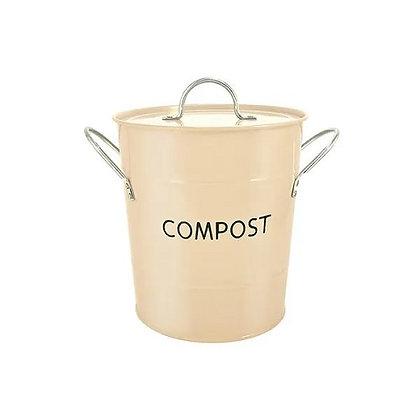 Eddingtons Buttercream Compost Pail