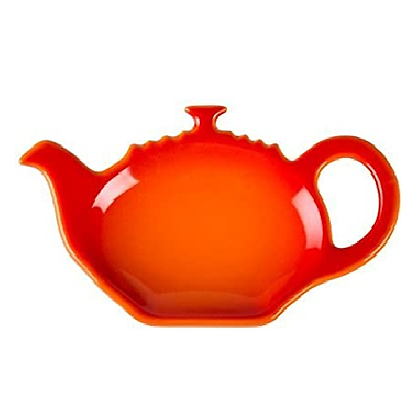 Le Creuset Tea Bag Holder - Volcanic