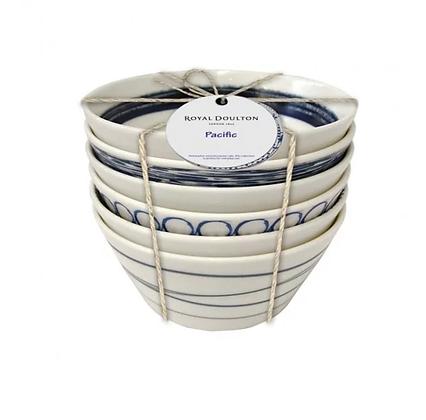 Pacific Mini Bowls 11cm (Set of 6)
