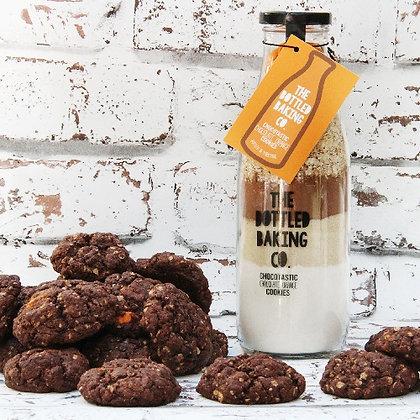 Bottled Baking  - Choctastic Chocolate Orange Cookie Mix