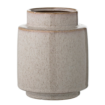 Bloomingville Stoneware Vase Natural