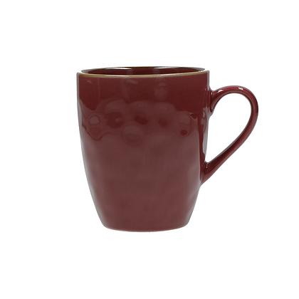 Concerto Deep Red Coffee Mug