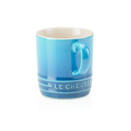 Le Creuset Stoneware Espresso Mug Marine