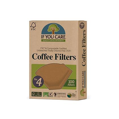 Eddington's If you Care Coffee Filters S4
