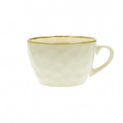Rose & Tulipani Concerto Breakfast Mug - Ivory