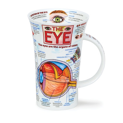 Dunoon Glencoe Mug - The Eye