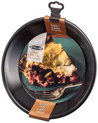 "Stellar Deep Pie Tin 9"" with packaging"