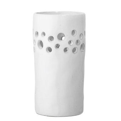 Bloomingville White Votive Holder / Vase