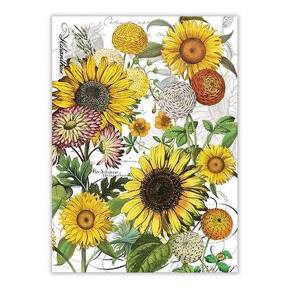 Michel Designs Kitchen Towel - Sunflower