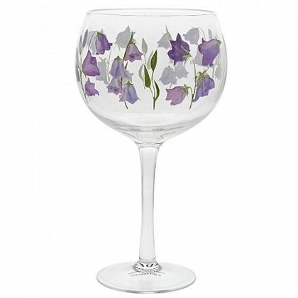 Ginology Gin Copa Glass - Bluebell
