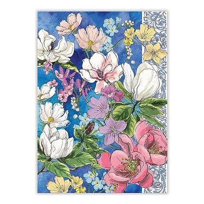 Michel Designs Kitchen Towel - Magnolia
