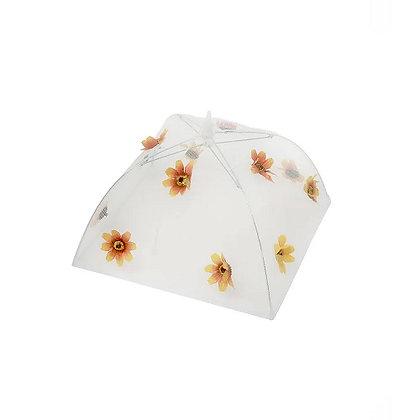 Eddingtons Orange Flower Food Umbrella 30cm