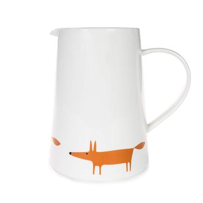 Scion Living Mr Fox Jug - White
