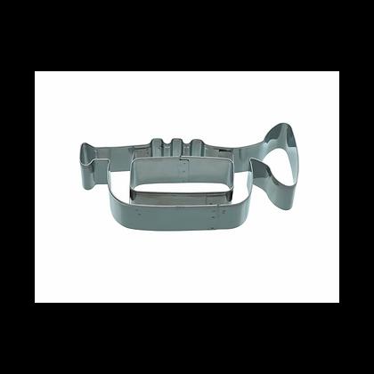 KitchenCraft 12cm Trumpet Cookie Cutter