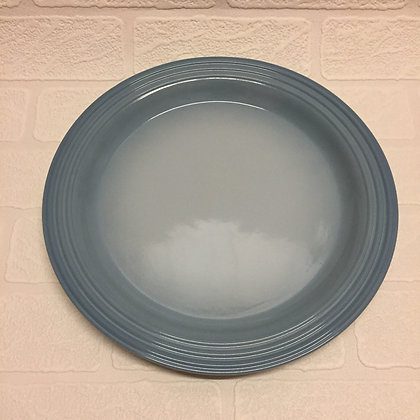 Le Creuset Dinner Plate - Coastal Blue