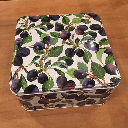Elite Tins Emma Bridgewater Fruits Medium Round Cake Tin
