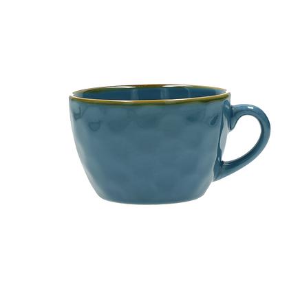 Concerto Teal Breakfast Mug