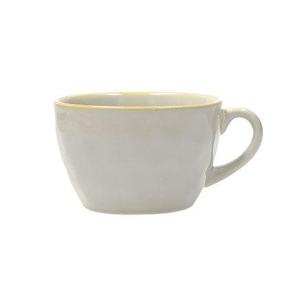 Rose & Tulipani Concerto Breakfast Mug - Pearl Grey