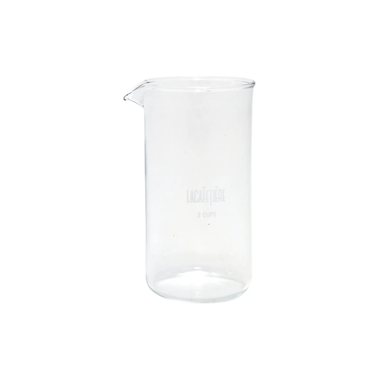 La Cafetiere 3 Cup Cafetiere Replacement Beaker