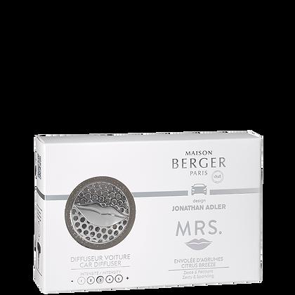 Maison Berger x Jonathan Adler 'Mrs' Car Diffuser