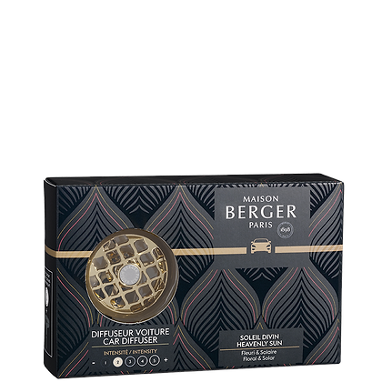 Maison Berger Heavenly Sun Car Diffuser - Resonance Collection
