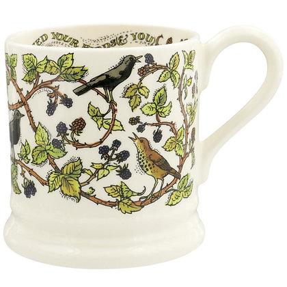 Emma Bridgewater Brambles Half Pint Mug