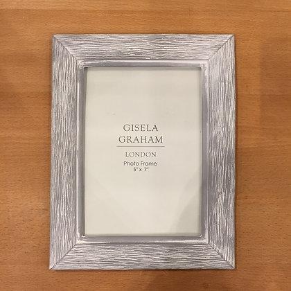 Gisela Graham 5x7 Wood Effect Photo Frame