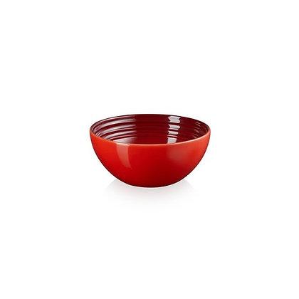 Le Creuset Stoneware 12cm Snack Bowl - Cerise